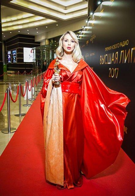 Лобода, Лорак и Каменских в Москве снова получили награды и премии - фото 94143