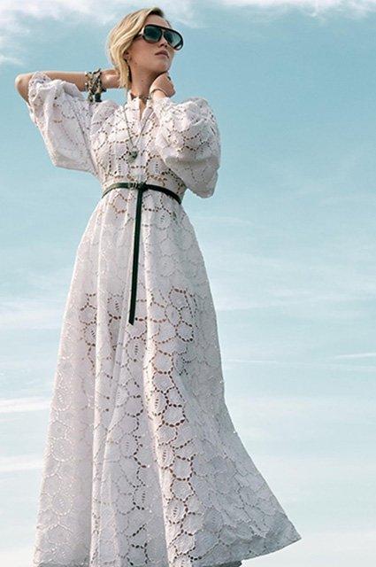 Дженнифер Лоуренс очаровывает в новой рекламе Dior - фото 98515