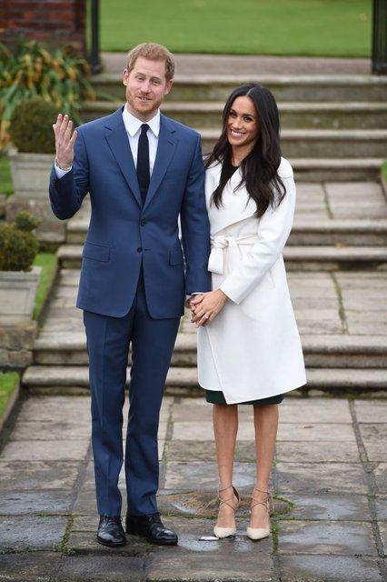 Елизавета II пропустит свадьбу принца Гарри и Меган Маркл - фото 94150