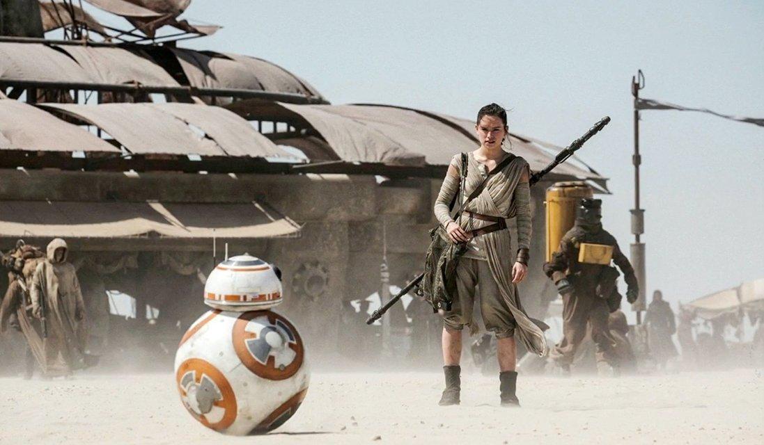 Дейзи Ридли покидает трилогию Звездные войны - фото 94156