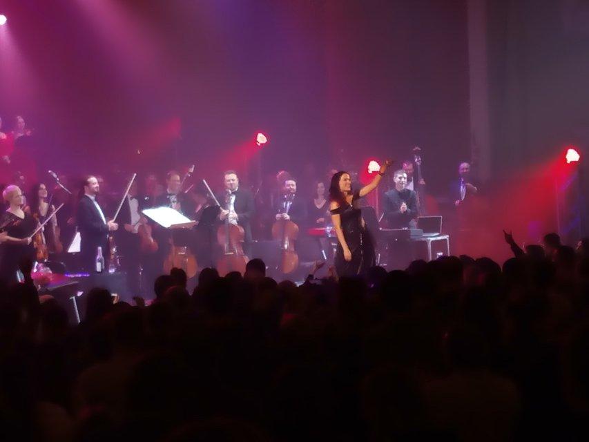 Тарья Турунен выступила в Киеве в рамках Christmas Tour 2017 - ФОТО - фото 98828