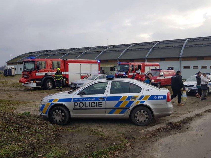 Водолазы отделения пожарной безопасности проводят проверку - фото 94470