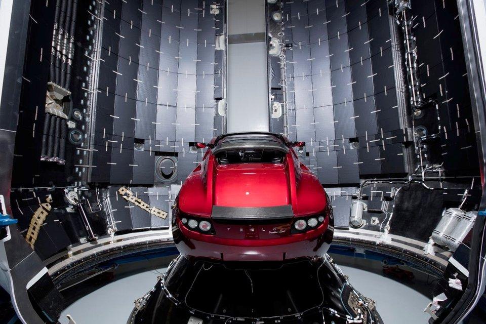 Tesla Roadster - фото 99025