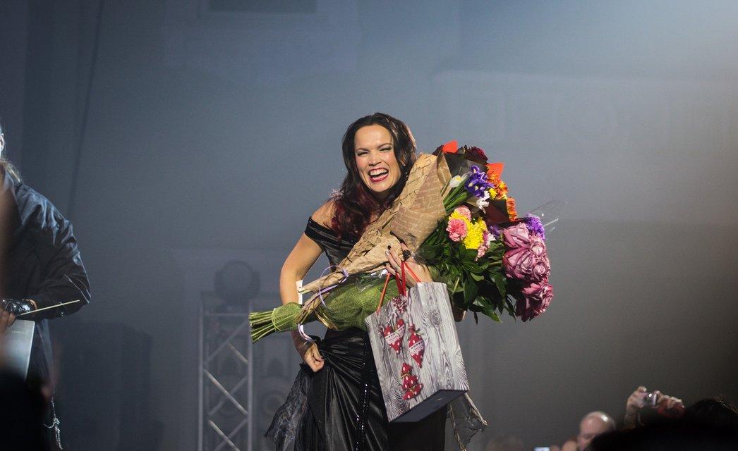 Тарья Турунен выступила в Киеве в рамках Christmas Tour 2017 - ФОТО - фото 99517