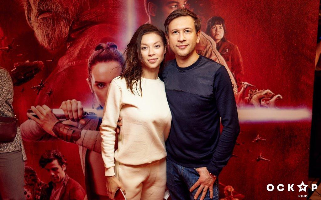 Украинские звезды первыми посмотрели 'Звездные Войны: Последние джедаи' (фото) - фото 96806