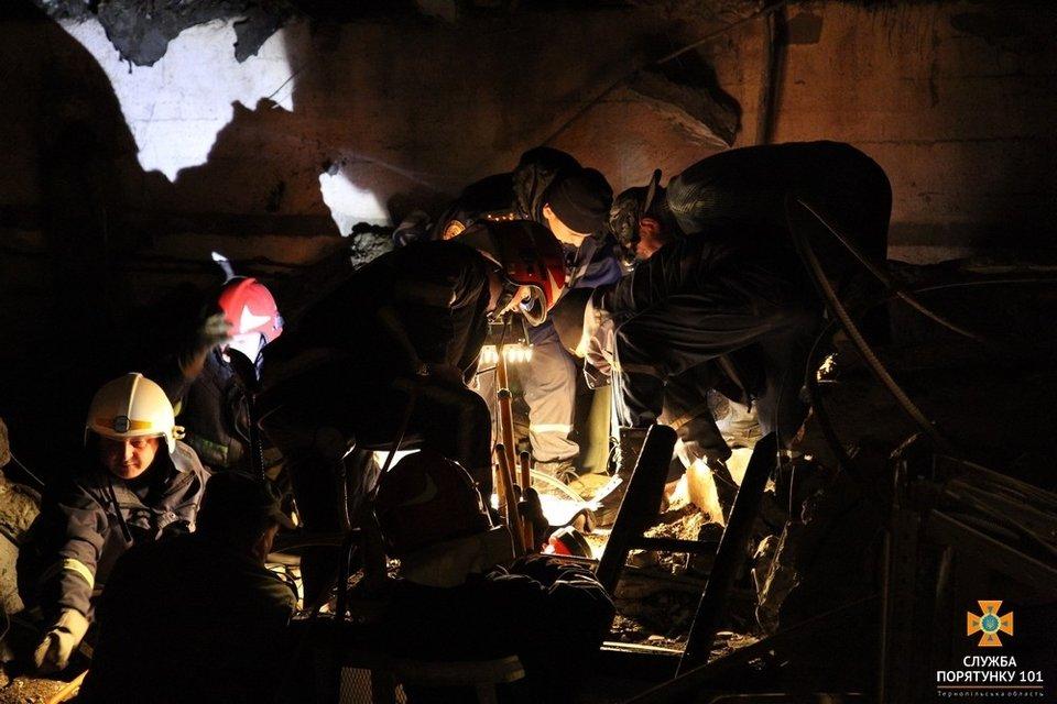 На заводе стройматериалов в Тернополе произошел взрыв - фото 97209