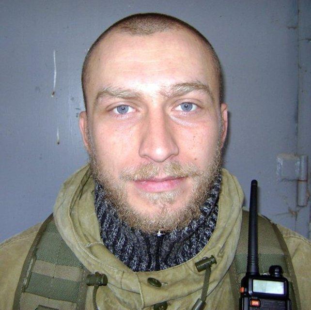Террорист Алексей Дедяев воевал на Донбассе - фото 97875