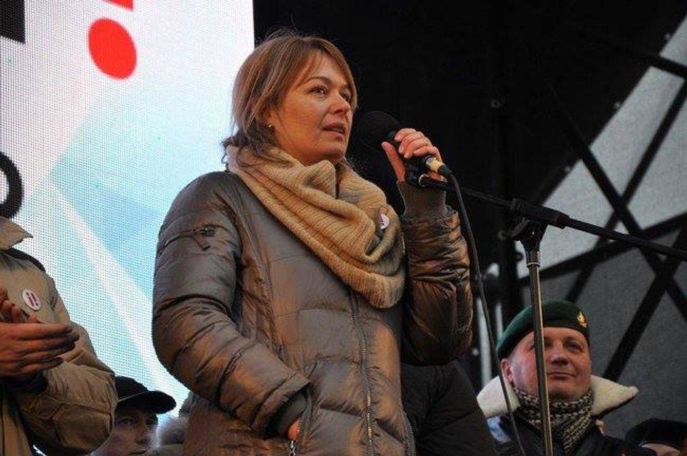 Жена Саакашвили: Что известно о Сандре Рулофс - фото 96367