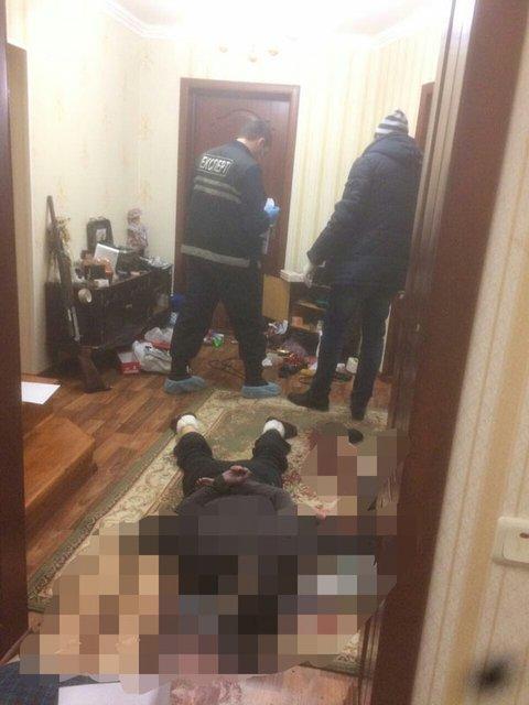 Под Мариуполем зверски убили дочь и внука кума Януковича - фото 95591