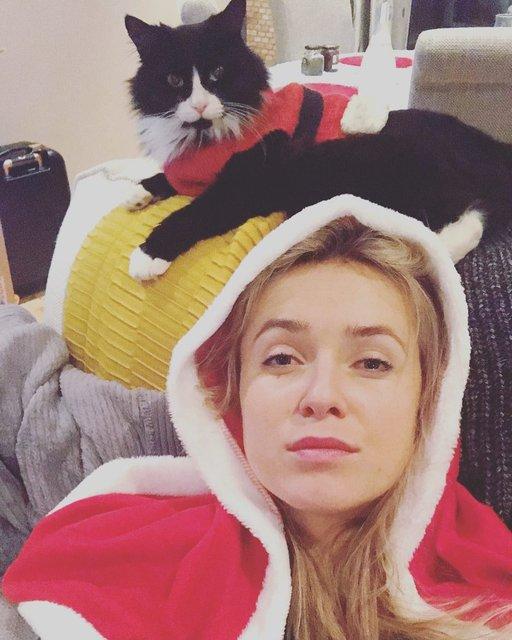 Элина Свитолина показала, чем занималась с женихом на Рождество - фото 99487