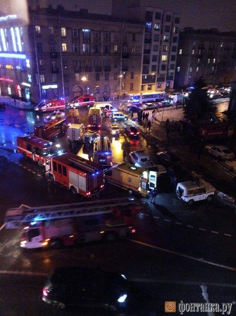 Взрыв в Питере: появились новые подробности и видео с камер наблюдения - фото 99772
