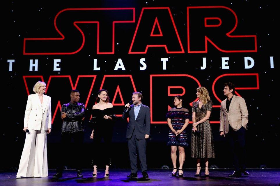 Дейзи Ридли покидает трилогию Звездные войны - фото 94159