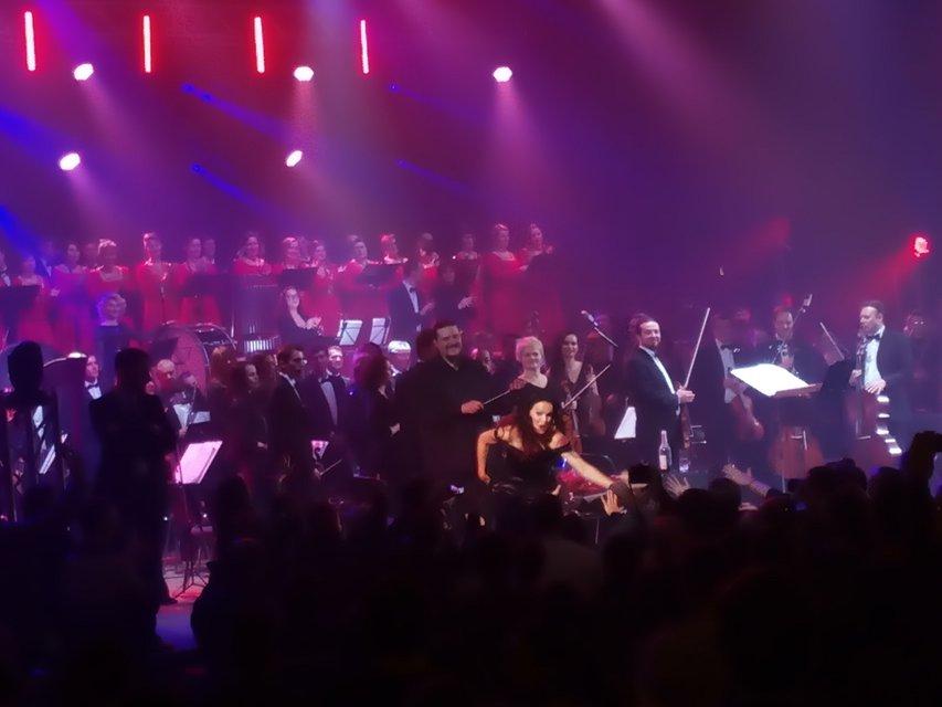 Тарья Турунен выступила в Киеве в рамках Christmas Tour 2017 - ФОТО - фото 98834