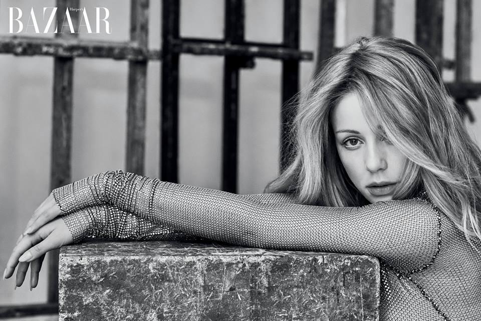 Тина Кароль разделась для откровенной фотосессии модному глянцу, ФОТО - фото 99292
