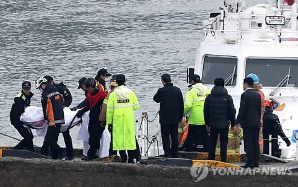 В Желтом море столкнулись два судна, есть погибшие - фото 94592