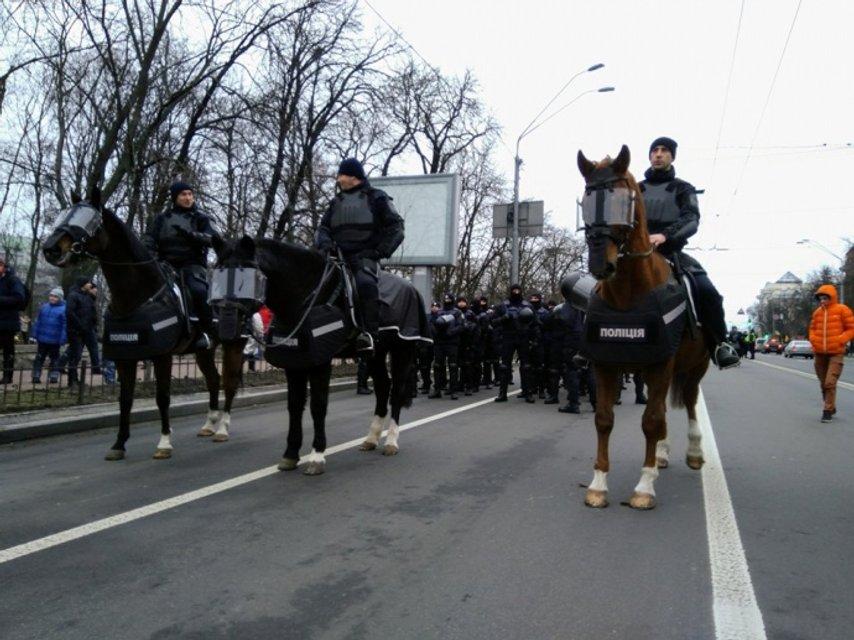 Марш за импичмент - фото 97660