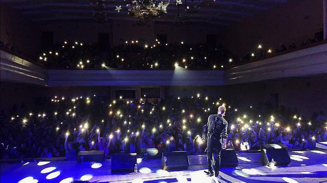 Знаменитый российский певец спел для террористов в оккупированном Донецке - фото 97784