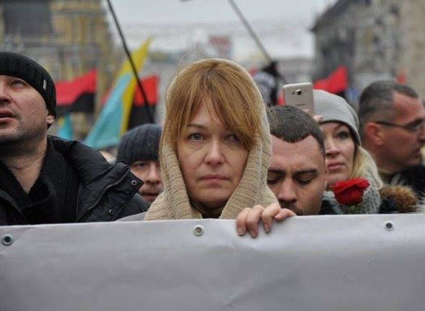 Жена Саакашвили: Что известно о Сандре Рулофс - фото 96368