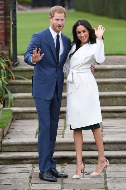 Елизавета II пропустит свадьбу принца Гарри и Меган Маркл - фото 94149