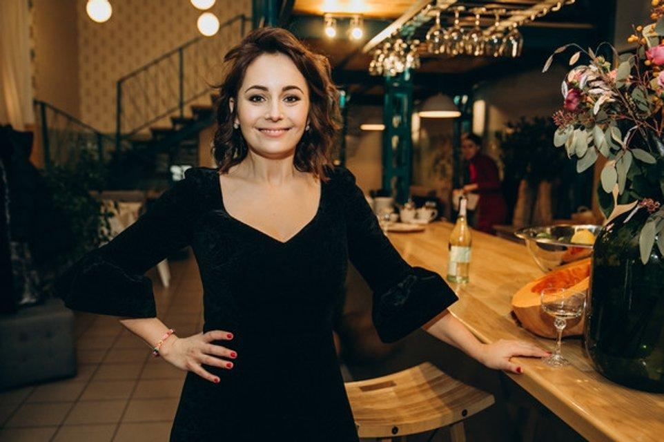 Даша Малахова отметила 40-летие в собственном ресторане (фото) - фото 95211