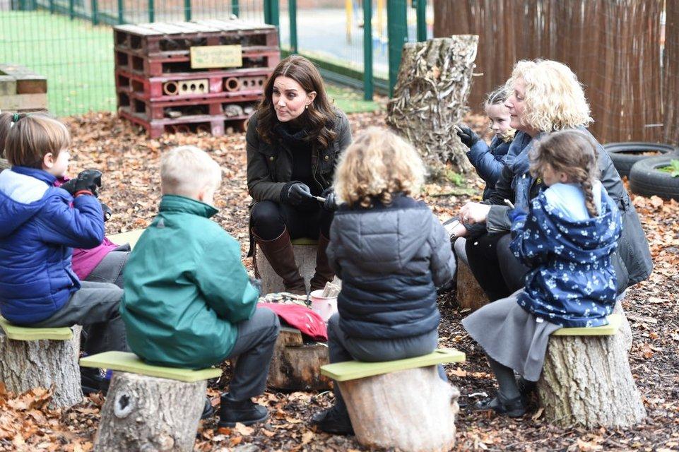 Принц Уильям и Кейт Миддлтон планируют четвертого ребенка - фото 94861