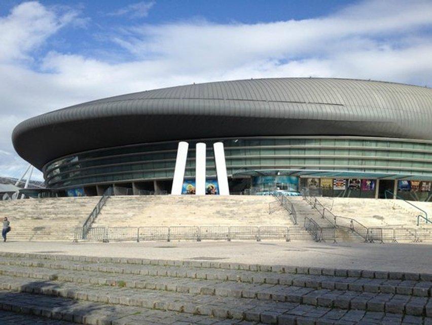 Евровидение-2018: Организаторы показали, какой будет сцена - фото 95269
