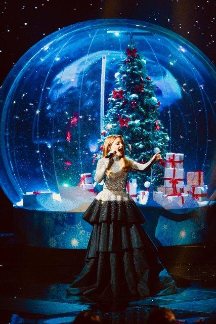 Голос Діти-4 рождественский выпуск: Тина Кароль подготовила сюрприз фанатам - фото 98102