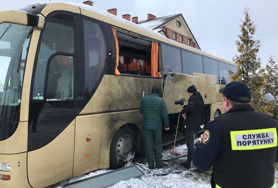 Взрыв польского автобуса: появились подробности расследования - фото 96285