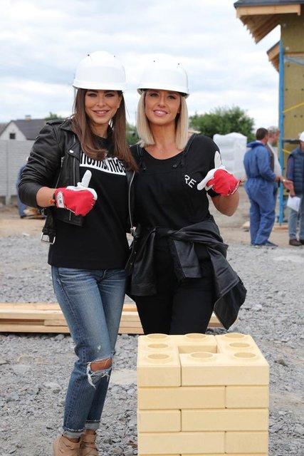 В новой программе Марченко строила дом с Ани Лорак и другими звездами - фото 94281