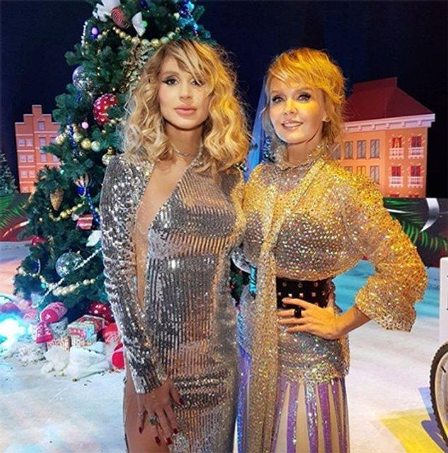 Деньги не пахнут: Скандальная Лобода стала 'Певицей года' в России - фото 95261