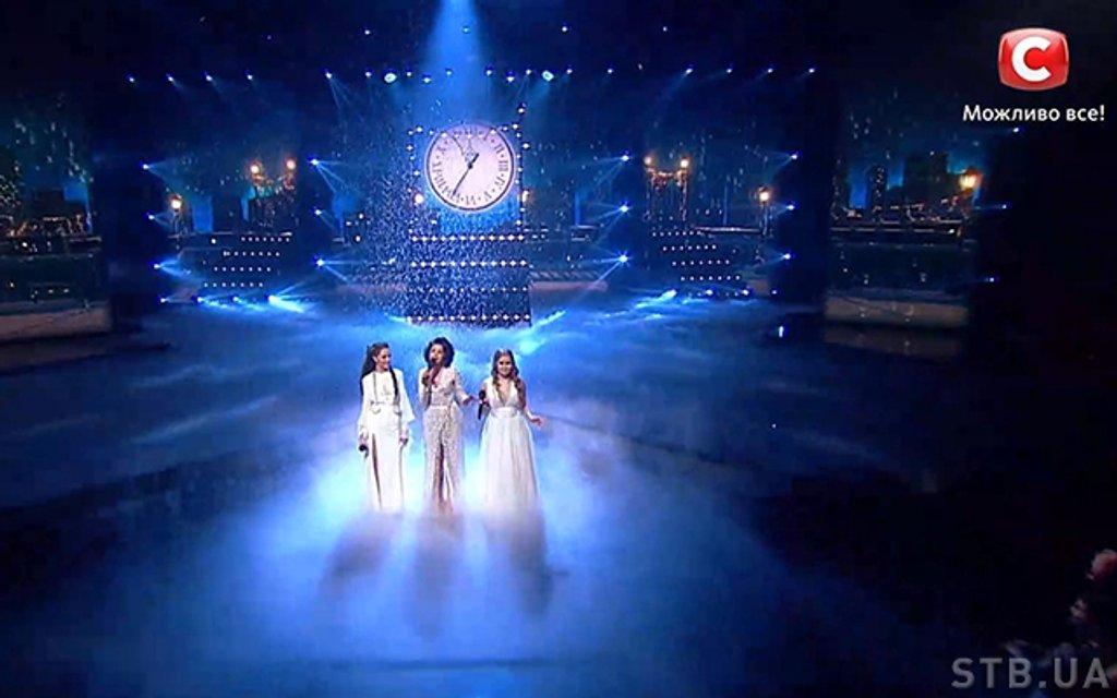 Суперфинал Х-фактор 8 сезон 18 выпуск: Команда девушек Каменских - фото 100281