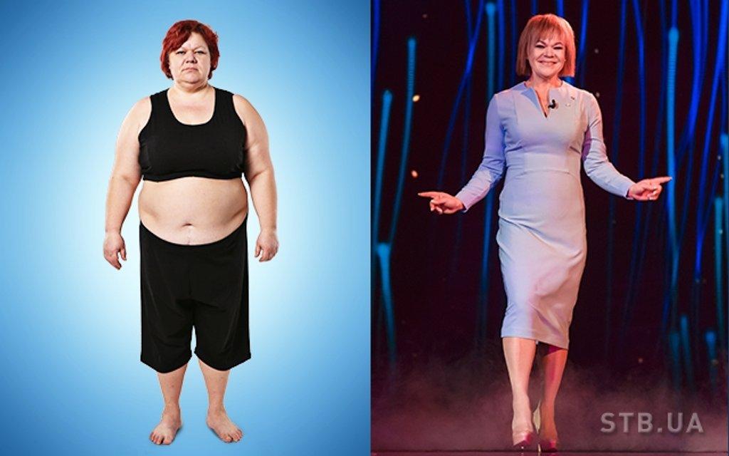 Финал Зважені та щасливі 7 сезон: победитель домашнего похудения Лидия Бойко - фото 99987