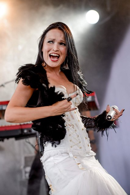 Экс-солистка группы Nightwish Тарья Турунен в Киеве: 10 неизвестных фактов - фото 95599