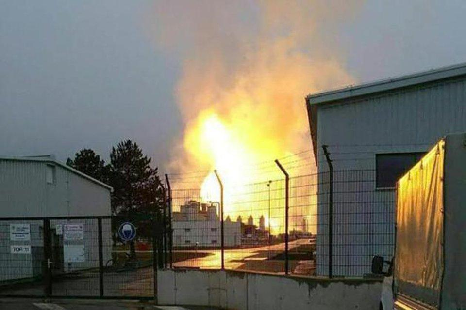 Повлияет на Украину? В Австрии на крупном газопроводе произошел взрыв - фото 96494