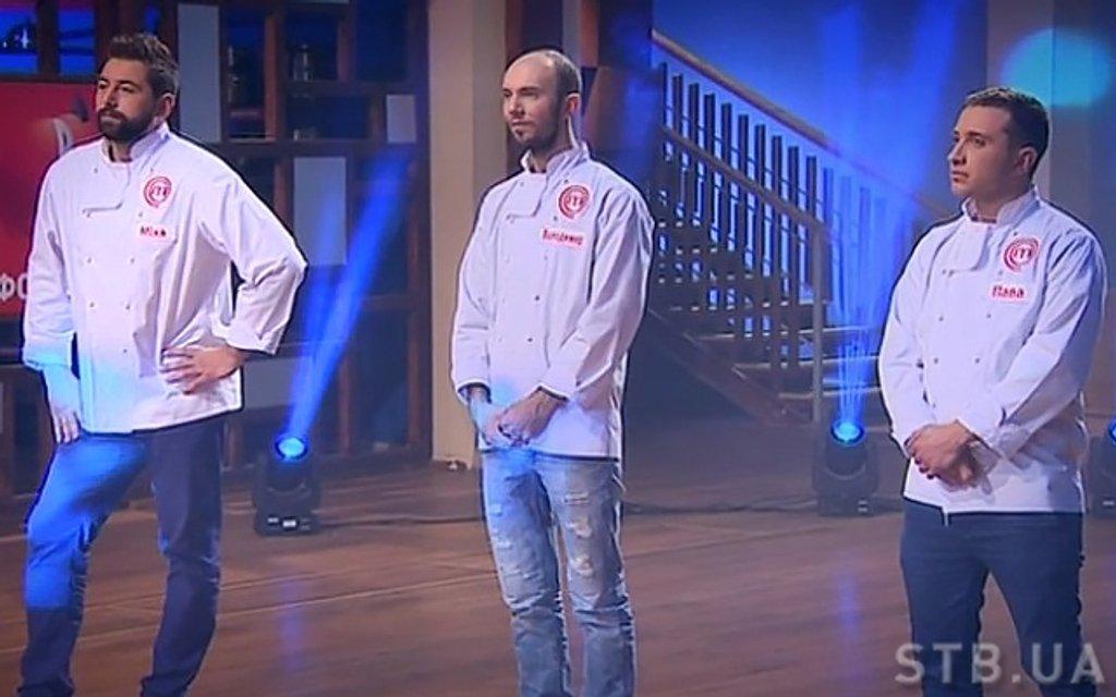 МастерШеф 7 сезон 35 выпуск: тройка суперфиналистов - фото 99416