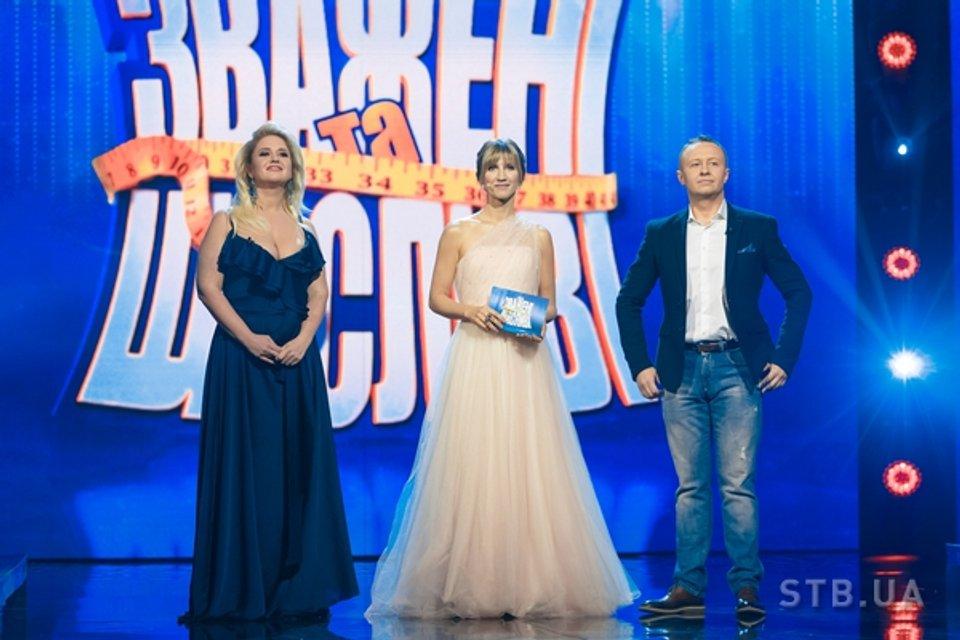 Финал Зважені та щасливі 7 сезон: вторые финалисты пара Максим и Алина Письмиченко после похудения с Анитой Луценко - фото 99943