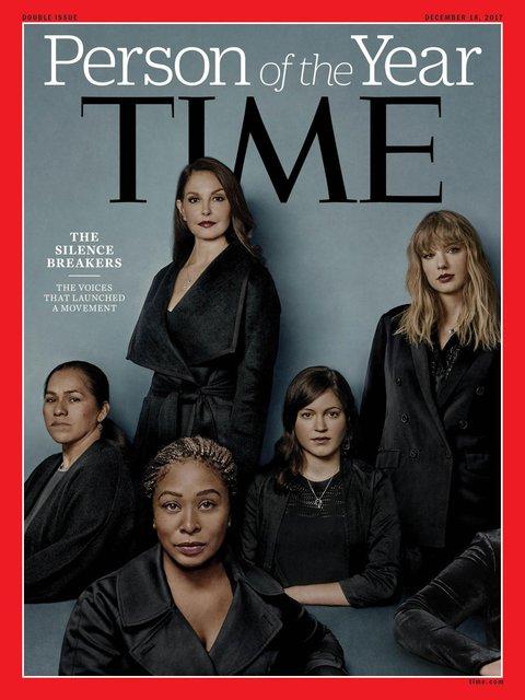 Человек года-2017: Журнал Time назвал победителя - фото 95332