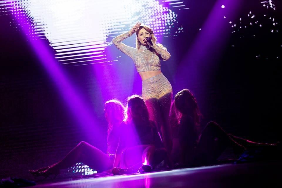 Новый Год: Тина Кароль сыграет концерт в Киеве 31 декабря - фото 95114