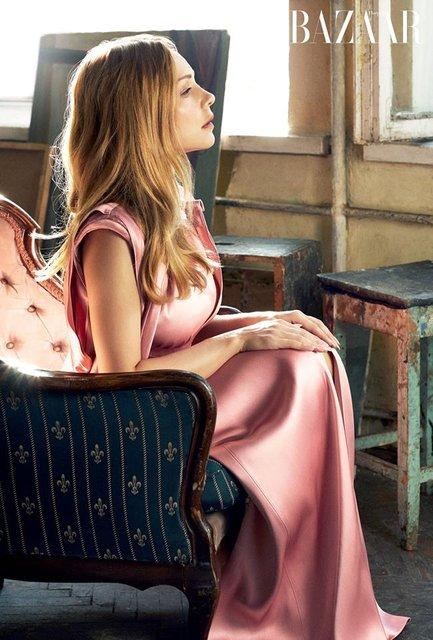 Тина Кароль разделась для откровенной фотосессии модному глянцу, ФОТО - фото 99296