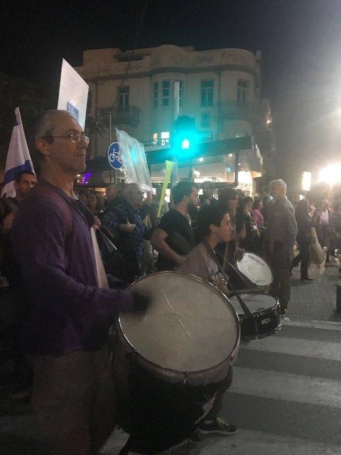 Марш позора в Израиле - фото 94506