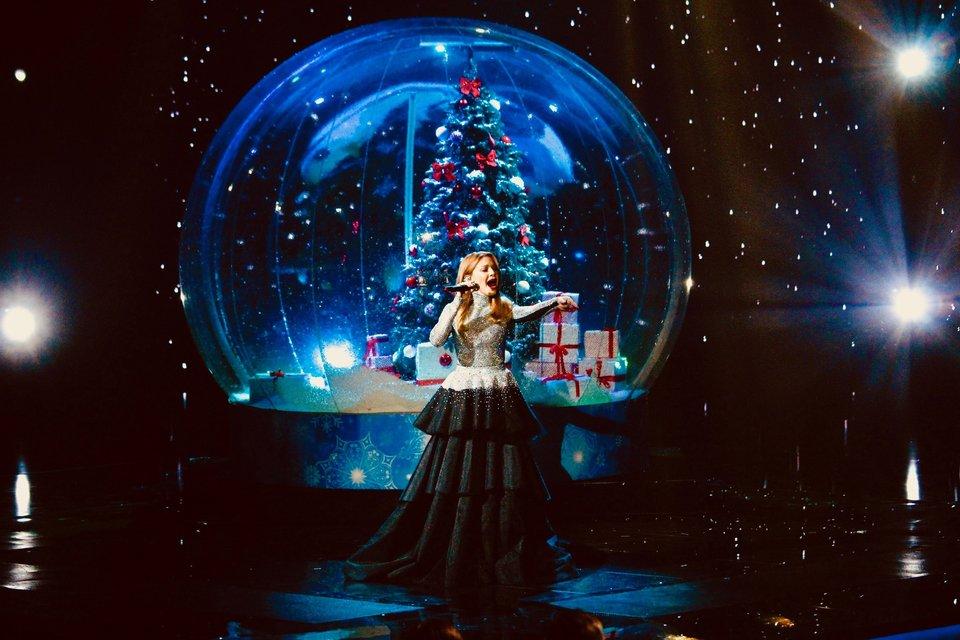 Голос Діти-4 рождественский выпуск: Тина Кароль подготовила сюрприз фанатам - фото 98101