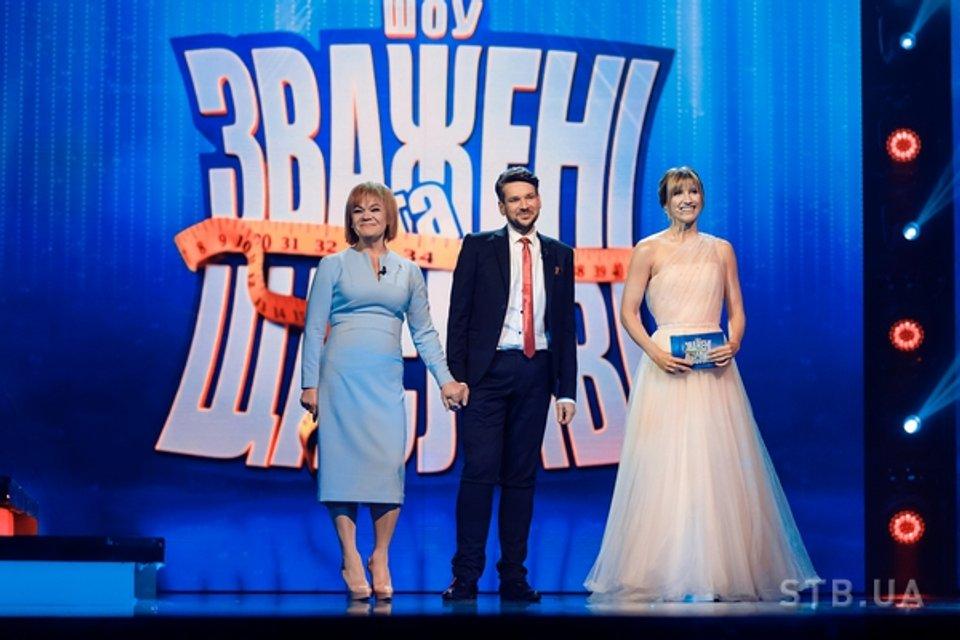Финал Зважені та щасливі 7 сезон: победители домашнего похудения пара Александр и Лидия Бойко после похудения с Анитой Луценко - фото 99941