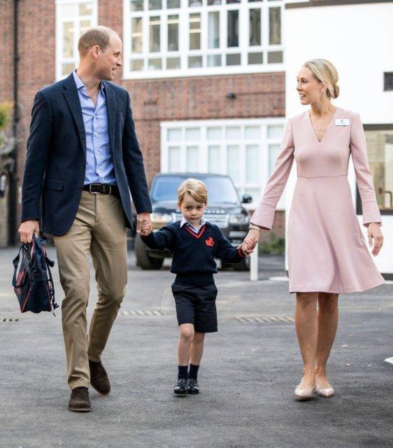 Принц Уильям рассказал, что его сын Джордж попросил на Рождество - фото 94349