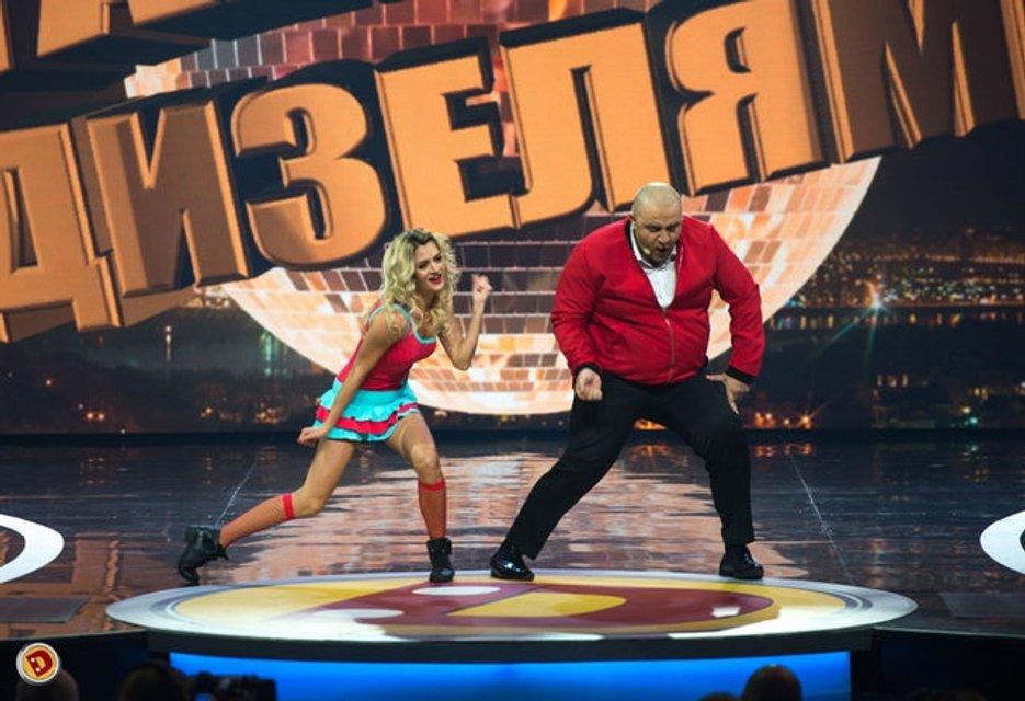 Дизель шоу: Яна Глущенко в откровенном наряде похвалилась идеальной фигурой - фото 95039