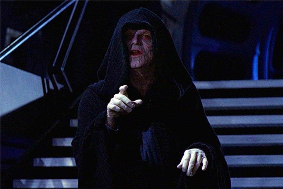 Звездные войны: Люк Скайуокер рассказал о Сноуке - фото 95377