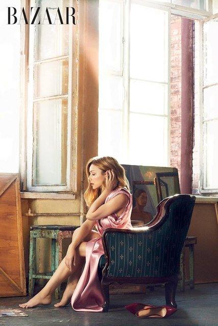 Тина Кароль разделась для откровенной фотосессии модному глянцу, ФОТО - фото 99293