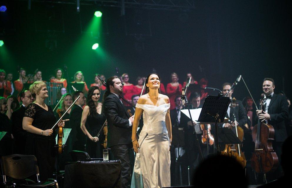 Тарья Турунен выступила в Киеве в рамках Christmas Tour 2017 - ФОТО - фото 99519