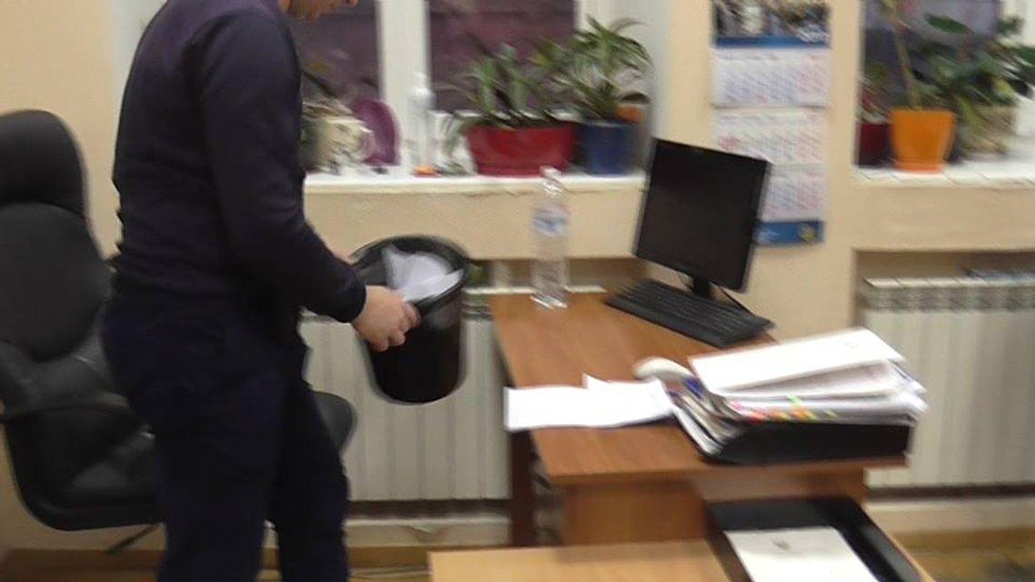 НАБУ опубликовало видео обысков в Минюсте - фото 95955