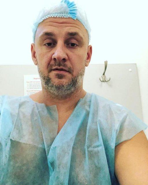 Потап попал в больницу - фото 95346