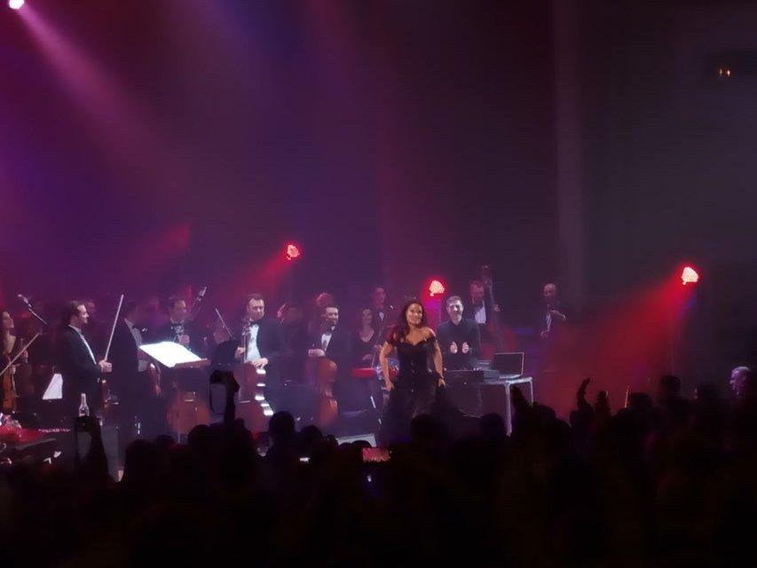 Тарья Турунен выступила в Киеве в рамках Christmas Tour 2017 - ФОТО - фото 98831